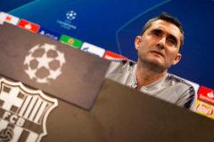 """Valverde: """"El Liverpool es temible, en 10 minutos te puede arrollar"""""""