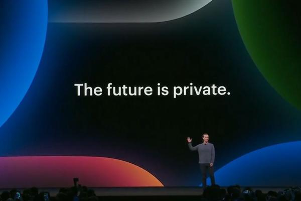 """""""El futuro es privado"""", la polémica promesa de Facebook que nadie se cree"""