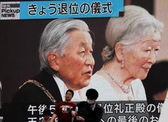 Akihito, primer símbolo del Estado de carne y hueso