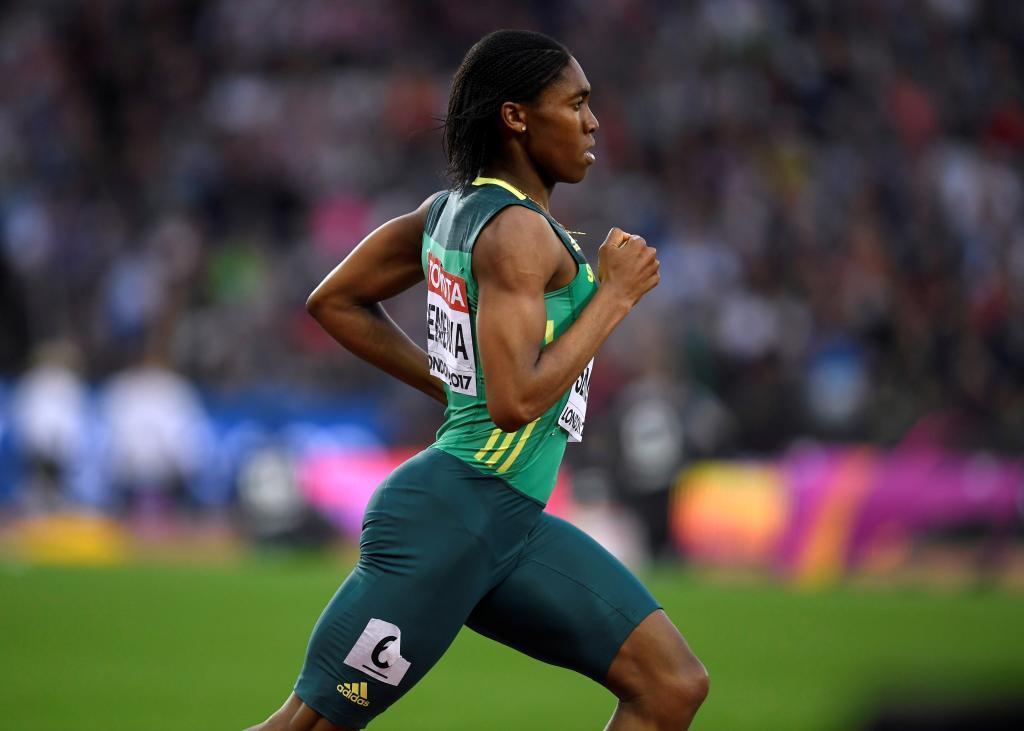 FILE PHOTO: World Athletics Championships