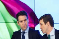 "Casado llama ""ultraderecha"" a Vox tras la derrota del PP"