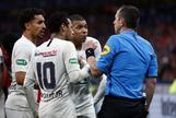 Las duras sanciones a las que se enfrentan Neymar y Mbappé