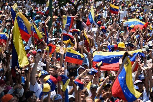 Venezuela vive una nueva jornada de movilizaciones contra Maduro