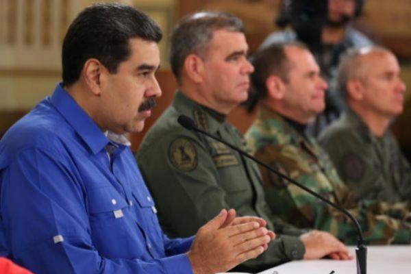 Un ejército de mercenarios Blackwater para derrocar a Maduro