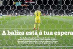 Casillas y Messi comparten las portadas de Europa