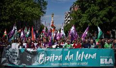 Lakuntza mantiene la confrontación de ELA con el PNV de Ortuzar y Urkullu