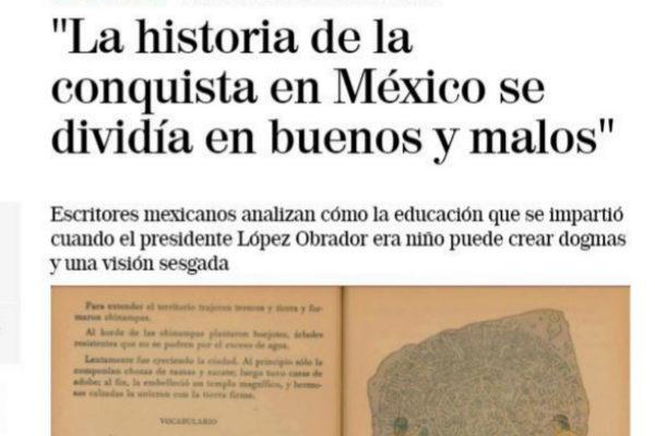 Uno de los reportajes publicados por Daniela Baños, alumna del Máster.