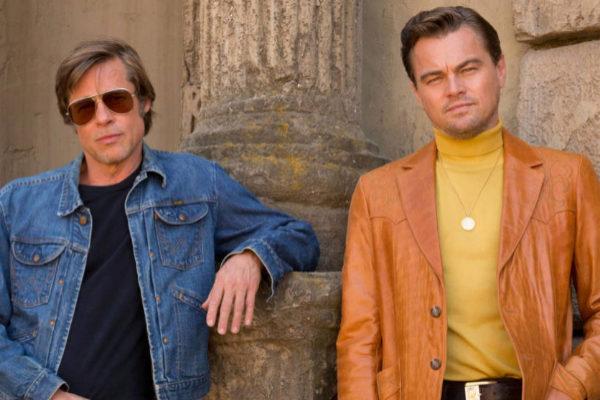 Fotograma de la película 'Érase una vez en Hollywood'.