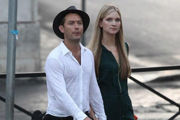 El Infiel Jude Law Se Casa Con La Psicologa Phillipa Coan Tras Anos De Escandalos Amorosos Celebrities