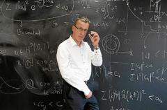 El matemático Enrique Zuazua.