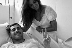 """Casillas mejora en el hospital: """"Está como un toro"""""""