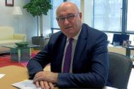 El comisario europeo de Agricultura y Desarrollo Rural, Phil Hogan.