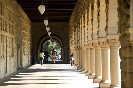 Univesidad de Stanford en Palo Alto, California, Estados Unidos.