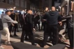 Dos detenidos por amenazar con cuchillos a porteros de una discoteca en Azca