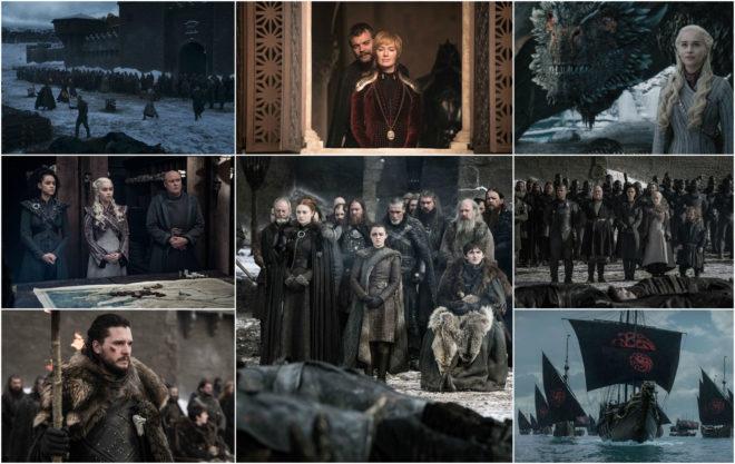 Primeras imágenes del capítulo 4 de la temporada final de Juego de ...