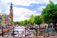 Ámsterdam prohibirá todos los vehículos de combustión en 2030