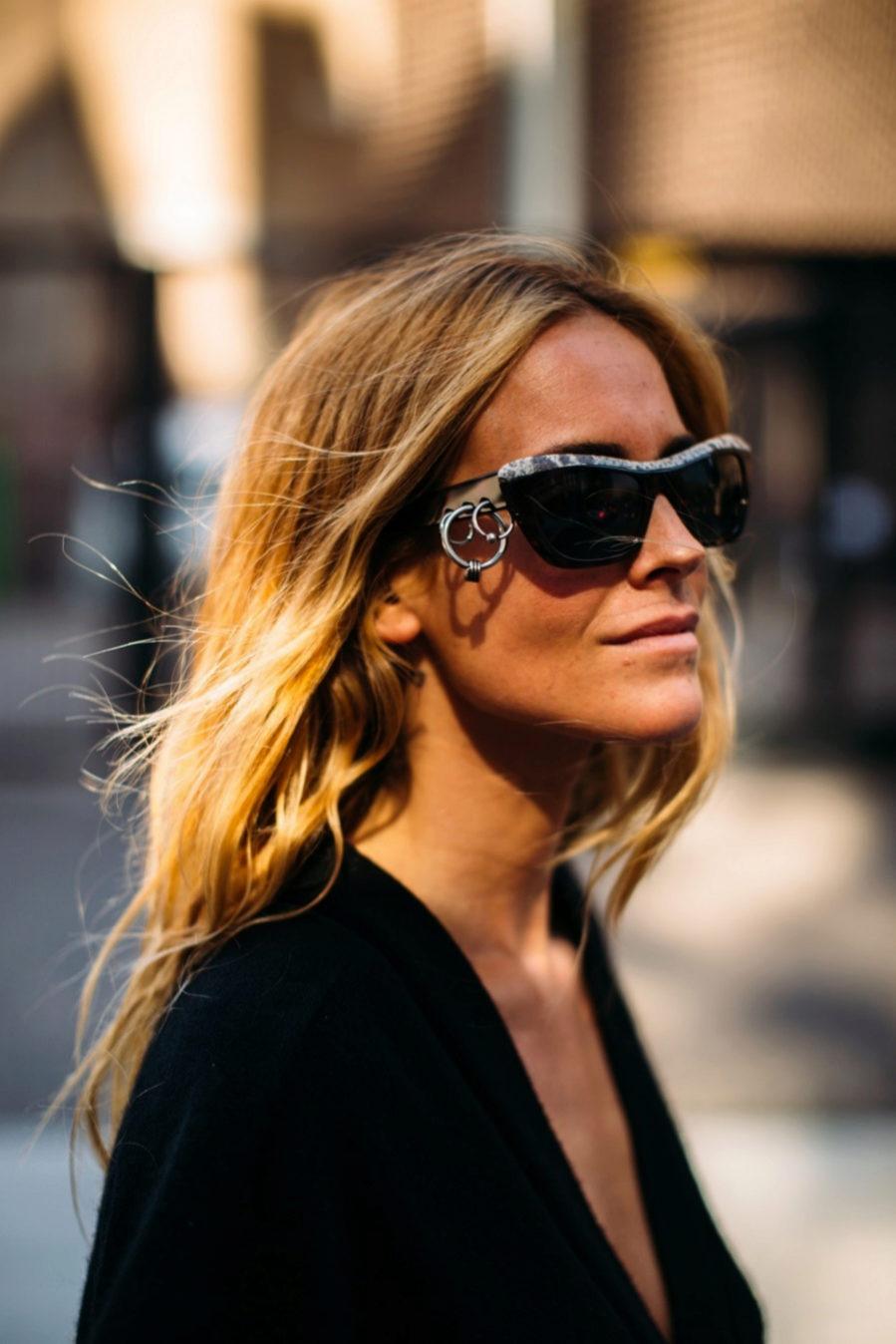 Las gafas de sol serán muy grandes o muy pequeñas, según el