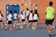 El deporte creado en un colegio sevillano que ya se juega hasta en Latinoamérica