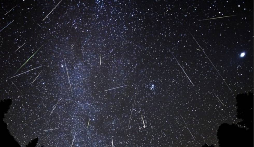 Las Eta Acuáridas: una lluvia de estrellas creada por el cometa Halley
