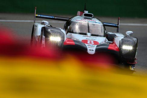 Alonso arrancará segundo en las Seis Horas de Spa