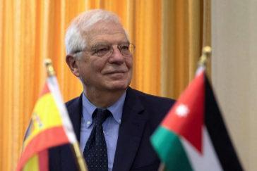 El ministro de Exteriores español, Josep Borrell.