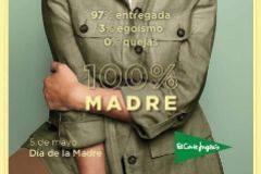 Imagen de campaña de El Corte Inglés para el día de la madre