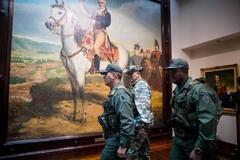 """""""Venezuela no invade embajadas"""""""