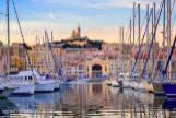 El Viejo Puerto de Marsella.