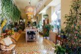 Interior de la floristería 'Moss floristas'