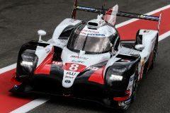 Alonso, contra los elementos en las Seis Horas de Spa