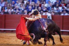 Grandiosa faena de Roca Rey en Sevilla