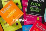 Preservativos de la marca Tulipán de Kopelco.