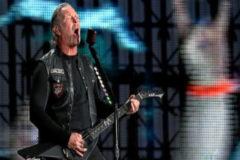 Metallica rompe récords al reunir a cerca de 70.000 en Madrid