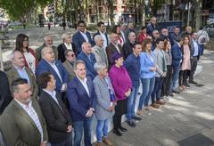 Mendia afirma que el resultado de las generales impulsa  a los socialistas para liderar los ayuntamientos
