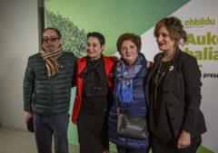 Bronca entre PNV y EH Bildu al utilizar Goirizelaia la sala de prensa en el Ayuntamiento de Bilbao