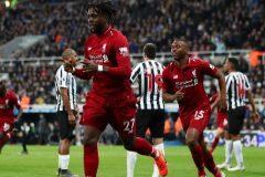 Agónico triunfo del Liverpool que puede valer un título
