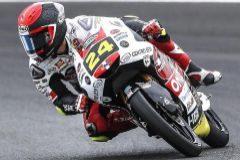 En directo, desde Jerez: Antonelli vence en Moto3