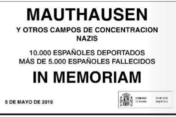 Esquela publicada por el Gobierno en EL MUNDO.