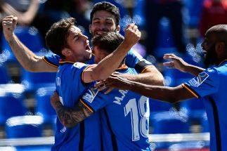 El Getafe acaricia la Champions y empuja al abismo a un Girona muy triste