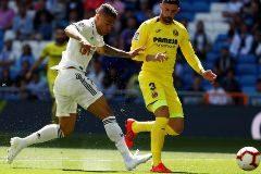 En directo: R.Madrid - Villarreal