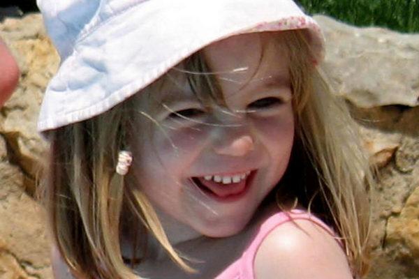 Madeleine desapareció el 3 de mayo de 2007 en el Algarve portugués.