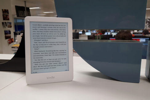Análisis del Kindle de 2019: el mejor lector (que tiene el peor conector)