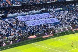 El Bernabéu manda fuerza a Iker Casillas