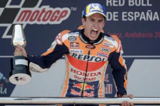 Marc Márquez vuelve a dominar el juego en Jerez