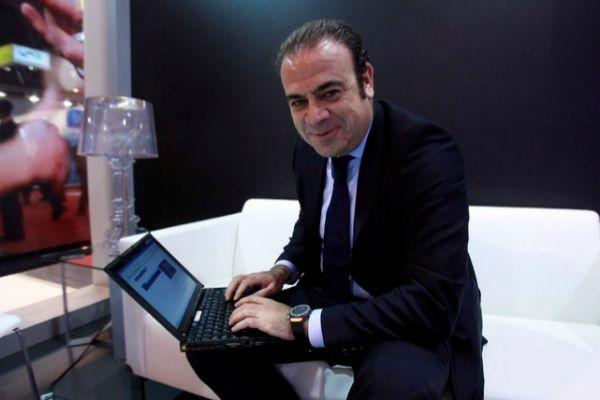 Presidente y fundador de Meliá Hoteles, Gabriel Escarrer.