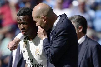 """Zidane: """"No es un mensaje para Bale"""""""