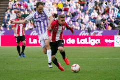 Waldo saca del pozo al Valladolid y manda a Segunda División al Rayo