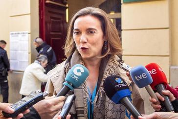 Cuca Gamarra, candidata 'popular' al Congreso