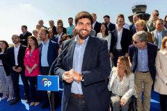 Fernando López Miras presenta su campaña para el 26-M