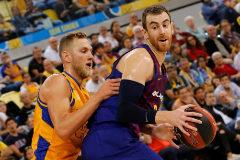 Esa creciente anomalía del baloncesto europeo